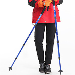cheap Trekking Poles-4 Walking Poles Trekking Poles Nordic Walking Poles Multifunction Walking Poles Trekking Pole Accessories Hiking pole 110cm (43 Inches)