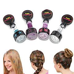 billiga Peruker och hårförlängning-Håraccessoarer peruker tillbehör Flickor st cm Dagligen Klassisk Hög kvalitet