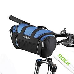 お買い得  自転車用バッグ-ROSWHEEL 自転車用フロントバッグ / ショルダーバッグ 防湿, 耐久性, 耐衝撃性の 自転車用バッグ PVC / 600Dポリエステル 自転車用バッグ サイクリングバッグ Samsung Galaxy S6 サイクリング / バイク / 防水ファスナー