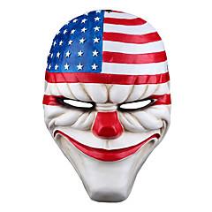 tanie Zabawki nowoczesne i żartobliwe-Maski na Halloween Maki na bal maskowy Postać filmowa Motyw horroru 1