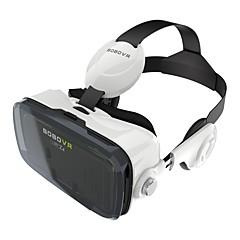 ヘッドフォンとxiaozhaiはbobovr Z4バーチャルリアリティ3Dメガネ120度のFOV VRボックスヘッドセットの3Dムービービデオゲーム