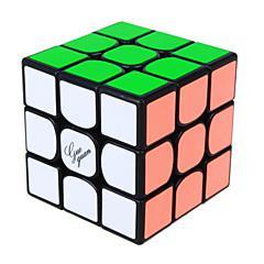 preiswerte -Zauberwürfel YongJun 3*3*3 Glatte Geschwindigkeits-Würfel Magische Würfel Puzzle-Würfel Profi Level Geschwindigkeit Silvester Kindertag