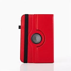 "Skuldervesker PU skinn Tilfelle dekke for 7 ""Huawei Xiaomi MI Samsung Google Lenovo IdeaPad Tolino Tesco Blackberry Kindle Archos Lenovo"