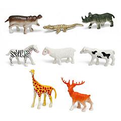 model s displejem Zvířata