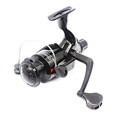 cheap Fishing Reels-Fishing Reel Spinning Reels 5.5 Gear Ratio+6 Ball Bearings Exchangable General Fishing - BASIC 2000