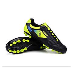 billige Fotballsko-Ailema® Herre joggesko / Fotball klossene / fotball Boots Fotball Anti-Skli, Demping, Pustende Gul+Blå / Svart / Rød / Grønn / Svart