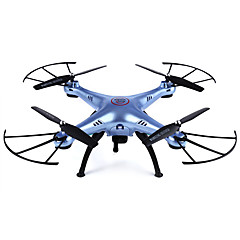 RC Drone SYMA x5hw 4-kanaals 6 AS 2.4G Met 0.3MP HD Camera RC quadcopter LED-verlichting Terugkeer Via 1 Toets Auto-Takeoff Failsafe