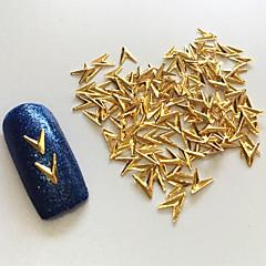 100 Декор для нейл-арта горный хрусталь жемчуг макияж Косметические Ногтевой дизайн