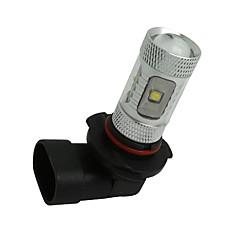 halpa -2 x valkoinen suuri teho 30W HB3 9005 led-lamput huomiovalot sumu / ajovalot lamppu 12v-24v