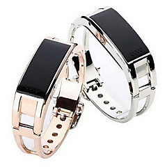 Mulheres Bracele Relógio Relógio de Moda Relógio inteligente Digital Alarme Calendário Controlo Remoto LED Podômetro Monitores de