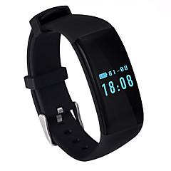 tanie Inteligentne zegarki-D21 Inteligentne Bransoletka Android iOS Bluetooth Wodoszczelny Czasomierze Rejestrator aktywności fizycznej Rejestrator snu Pulsometry / Obsługa aparatu / Kamera / 64 MB / Czujnik grawitacji
