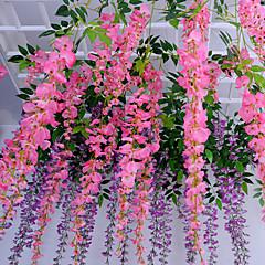 billige Kunstige blomster-Kunstige blomster 1 Gren Moderne Stil Planter Veggblomst