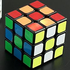 tanie Kostki Rubika-Kostka Rubika YONG JUN 3*3*3 Gładka Prędkość Cube Magiczne kostki Puzzle Cube profesjonalnym poziomie / Prędkość Prezent Ponadczasowa klasyka Dla dziewczynek