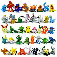 """כיס קטן מפלצת פעולה דמויות 144pcs מפלצת חמוד מיני דמויות צעצועים הכי טוב&מתנות יום הולדת 3 ס""""מ -"""