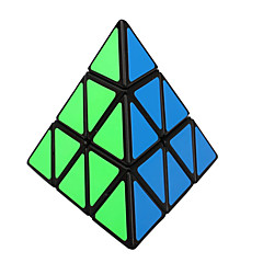 cheap -Magic Cube IQ Cube shenshou Pyramid 3*3*3 Smooth Speed Cube Magic Cube Puzzle Cube Professional Level Speed Classic & Timeless Kid's Toy Boys' Girls' Gift
