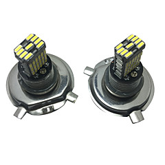 hesapli -2adet 40w elantra huzmeli far kiti açtı h4 oto h4 far h4 led far led ışıkları