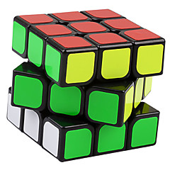 tanie Gry i puzzle-Kostka Rubika YongJun 3*3*3 Gładka Prędkość Cube Magiczne kostki Puzzle Cube profesjonalnym poziomie Prędkość Kwadrat Nowy Rok Dzień