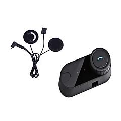 tanie Zestawy słuchawkowe do kasków-Samochód Ciężarówka Motocykl FreedConn Univerzál motocykle Caliber Czarny Zestawy samochodowe Bluetooth