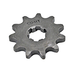 420-17MM-11T Tooth Mini Motor Quad Dirt Bike ATV Front Engine Sprocket