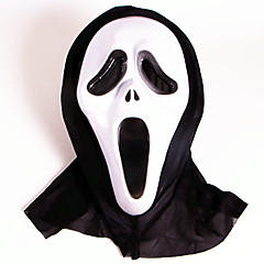 Halloween-maskit Lelut Scream-naamari Horror-teema 1 Pieces Halloween Masquerade Lahja
