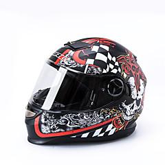 tanie Kaski i maski-carking c322 standardowy rower motocykl całą twarz kask