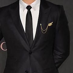 男性用 女性 ブローチ ファッション ビンテージ 翼 / 羽 ジュエリー 用途 日常 カジュアル