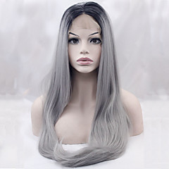 cheap Drag Wigs-Synthetic Wig Straight Women's Lace Front Natural Wigs Synthetic Hair
