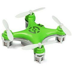 billige Fjernstyrte quadcoptere og multirotorer-RC Drone Cheerson CX-10 4 Kanaler 6 Akse 2.4G Fjernstyrt quadkopter Flyvning Med 360 Graders Flipp Fjernstyrt Quadkopter / Fjernkontroll / USB-kabel