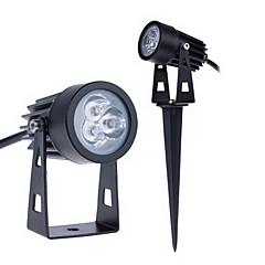 billiga Dekorativ belysning-3 W 450 lm 3 LED-pärlor Varmvit / Kallvit