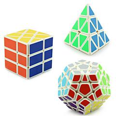 tanie Kostki Rubika-Kostka Rubika YONG JUN Pyraminx Alien Megaminx 3*3*3 Gładka Prędkość Cube Magiczne kostki Puzzle Cube profesjonalnym poziomie Prędkość