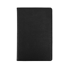 billige Nettbrettetuier-Etui Til Heldekkende etui Tablet Cases Helfarge Hard PU Leather til