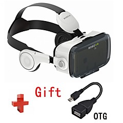 Hot Sale! Google Cardboard BOBOVR Z4 Gafas Realidad Virtual BOBO VR for 4.7-6.2 inch Smartphone with OTG