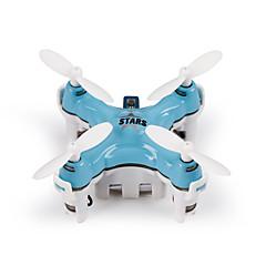 billige Fjernstyrte quadcoptere og multirotorer-RC Drone Cheerson CX-Stars 4 Kanaler 6 Akse 2.4G Fjernstyrt quadkopter LED Lys Flyvning Med 360 Graders Flipp Programmeringskabel