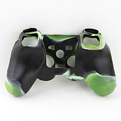 billiga PS3-tillbehör-Väskor, Skydd och Fodral Till Sony PS3,Silikon Väskor, Skydd och Fodral Originella