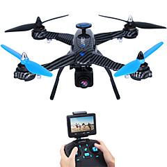 RC Drone JJRC X1G 4-kanaals 6 AS 5.8G Met 2.0MP HD-camera RC quadcopter FPV LED-verlichting Failsafe 360 Graden Fip Tijdens Vlucht