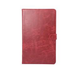 ekte skinn mønster høy kvalitet lommebok veske med søvn for 10,1 tommers Huawei MediaPad t2 pro 10,0