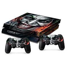tanie PS4: akcesoria-B-SKIN Naklejka Na Sony PS4 , Naklejka PVC 1 pcs jednostka
