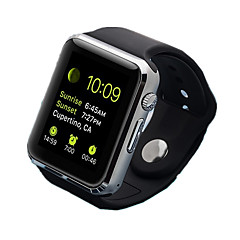 tanie Inteligentne zegarki-Inteligentny zegarek Video Kamera/aparat Odbieranie bez użycia rąk Obsługa wiadomości Obsługa aparatu Bluetooth 3.0 NFC Karta SIM