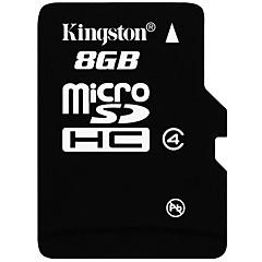tanie Karty pamięci-Kingston 8 GB Micro SD TF karta karta pamięci class4