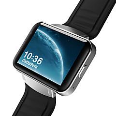 tanie Inteligentne zegarki-Inteligentny zegarek DM98 na Android 3G Bluetooth 4.0 GPS Ekran dotykowy Spalonych kalorii Odbieranie bez użycia rąk Śledzenie Odległość Czasomierze Powiadamianie o połączeniu telefonicznym / Budzik