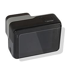 液晶保護シート タッチスクリーン, のために-アクションカメラ,Gopro 5 Sport DV ユニバーサル