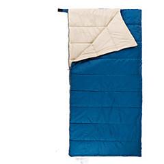 Schlafsack Rechteckiger Schlafsack 10°C Wasserdicht Tragbar Regendicht Klappbar Versiegelt Elasthan Atmungsaktivität 180X30 Wandern