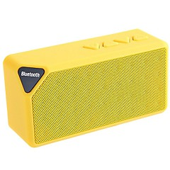 boxe Bluetooth wireless 2.0 CH Exterior / Card memorie suport / FM suport / Stereo / Mini
