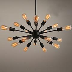 Ecolight™ Sputnik Ljuskronor Glödande Målad Finishes Metall designers 110-120V / 220-240V Glödlampa inte inkluderad / E26 / E27