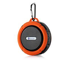 Langaton bluetooth kaiuttimet 2.1 CH Kannettava Ulkoilu Vedenkestävä Mini Bult mikrofoni