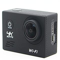 cheap Sports Action Cameras-SJ4K Sports Action Camera 20MP 4608 x 3456 WiFi Adjustable wireless Wide Angle 30fps No ±2EV No CMOS 32 GB H.264 Single Shot Burst Mode
