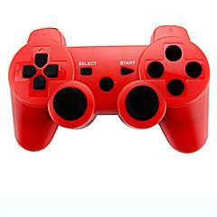 6 as draadloze bluetooth controller en oplader kabel voor Sony PS3 console spel (verschillende kleuren)