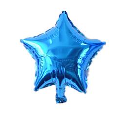 Bälle Ballons Spielzeuge Quadratisch Sterne Neuheit Jungen Mädchen 1 Stücke