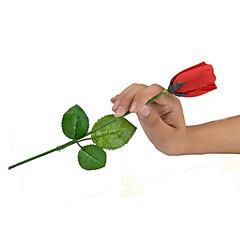 tanie Zabawki nowoczesne i żartobliwe-Magiczne rekwizyty Róże Kreatywne Nowość Zmieniająca kolor Plastik Dla chłopców Dla dziewczynek Zabawki Prezent