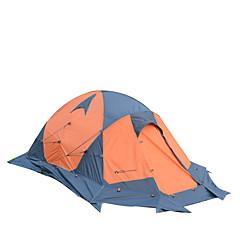 MOBI GARDEN 2 Persoons Tent Dubbel Kampeer tent Eèn Kamer Backpackingtenten Houd Warm waterdicht draagbaar Winddicht